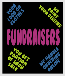 fundraisers home page